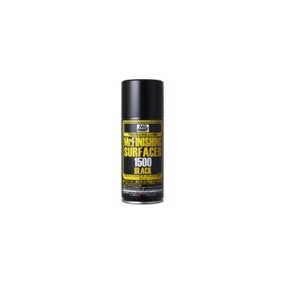 SPRAY IMPRIMACION Mr. SURFACE NEGRO 1500 (170 ml)