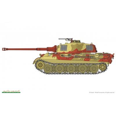 SET Nº2 COLORES PANZER IV Ausf. B Tiger II