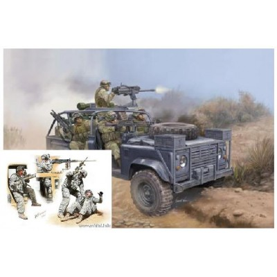 RSOV DE ATAQUE U.S. ARMY Nº1.