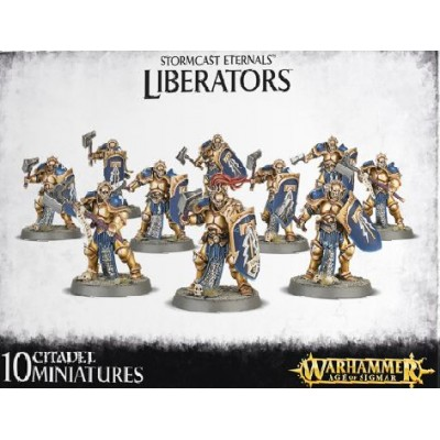 .STORMCAST ETERNAL LIBERATORS