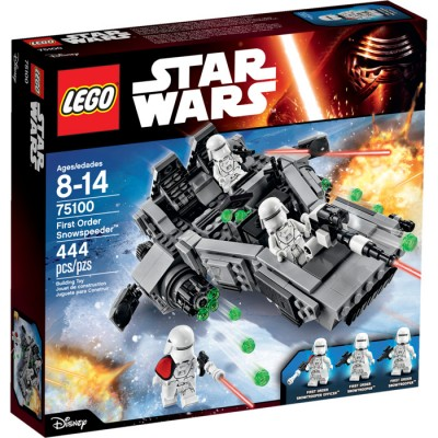STAR WARS: FIRST ORDER SNOWSPEEDER