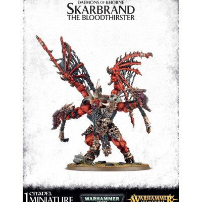 CAOS SKARBRAND THE BLOODTHIRSTER