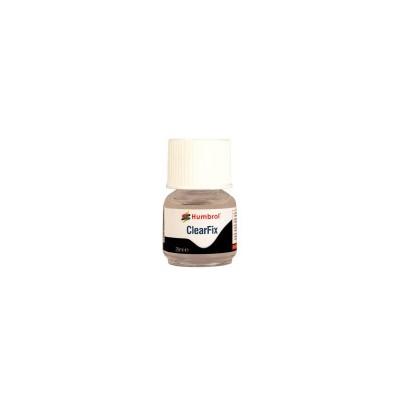 FRASCO CLEARFIX (28 ml) PEGAMENTO PARA PARTES TRANSPARENTES