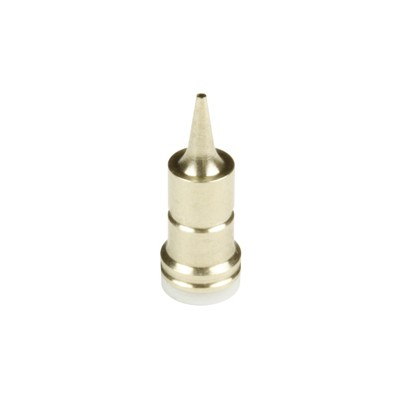 BOQUILLA FLOTANTE 0,4 mm (SIN ROSCA / AUTOCENTRADO)
