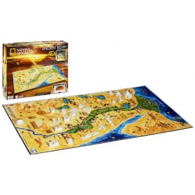 PUZZLE 4D: ANTIGUO EGIPTO (600 piezas)