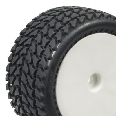 HT-432 Neumáticos TRASEROS 1/10 buggy off Road Hobbytech