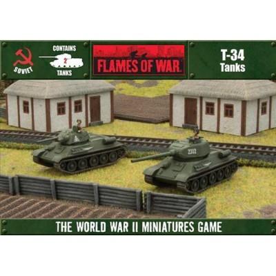 CARROS T-34/85 (2 unidades)