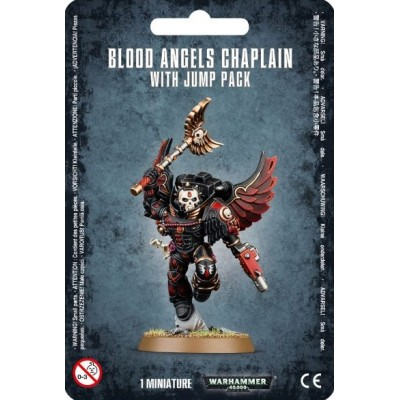 BLOOD ANGELS CAPELLAN & RETROREACTOR