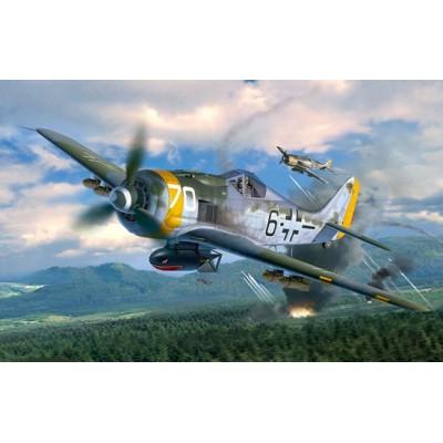FOCKE WULF Fw-190 F-8 Schlachter - ESCALA 1/32 - REVELL 04869