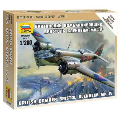 BRISTOL BLENHEIM MK-IV 1/200
