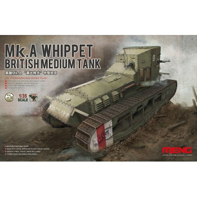 TANQUE WHIPPET MK.A