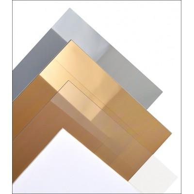 HOJA PLASTICO BLANCO 1,00 mm (320 x 194 mm) Unidad