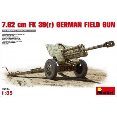 CAÑON DE CAMPAÑA FK 39(r) 76,2 mm