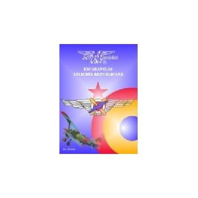 CALCAS ESCARAPELAS ESPAÑOLAS REPUBLICANAS (Distintas Escalas) - Series Españolas SE0REP