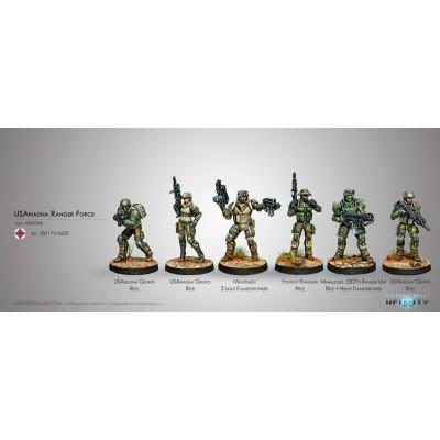 ARIADNA: USARIADNA RANGER FORCE