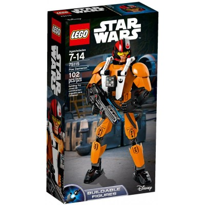 STAR WARS:FIGURA POE DAMERON
