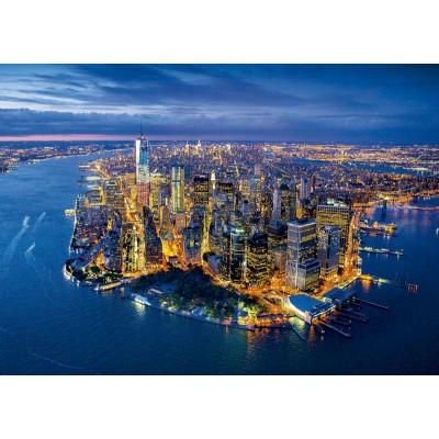 PUZZLE 2000 pzas. NUEVA YORK DESDE EL AIRE
