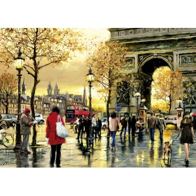 PUZZLE 2000 pzas. ARCO DEL TRIUNFO, PARIS