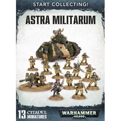 ASTRA MILITARIA START COLLECTING