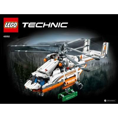 TECHNIC: HELICOPTERO DE TRANSPORTE