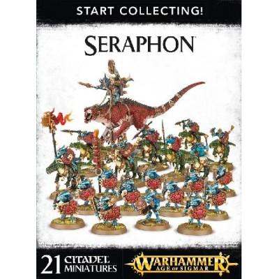 SERAPHON START COLLECTING