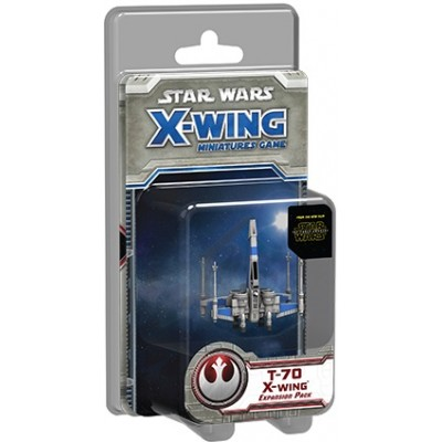 X-WING: T-70 ALA-X PACK DE EXPANSION