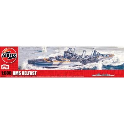 CRUCERO H.M.S. BELFAST 1/600