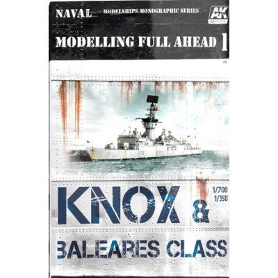 MODELLING FULL AHEAD 1, NAVAL (Castellano)