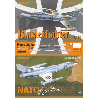 LOCKHEED F-104 STARFIGHTER - NATOfighter + Bundesfihter
