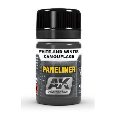 PANELINER: CAMO BLANCO E INVIERNO (35 ml)