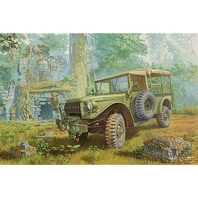 CAMION DODGE M-37 3/4 Ton - Roden 806