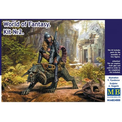 World of Fantasy: Nº2 1/24