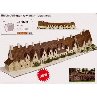 BIBURY ARLINGTON ROW (800 x 175 x 180 mm) 1/87