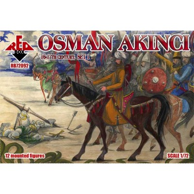 OSMAN AKINCI (Siglo XVI - XVII) Set 1