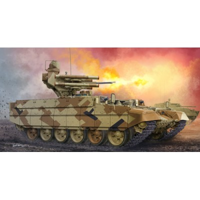 CARRO DE APOYO Ramka BMPT RAE-2013/2015