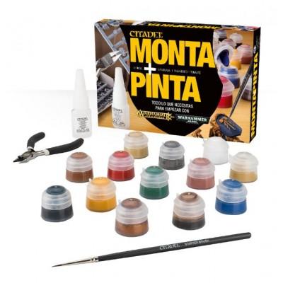CITADEL MONTA + PINTA