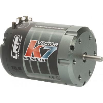 MOTOR BRUSHLESS - VECTO k7 - 10.5T LRP 50451