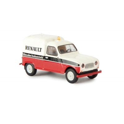 RENAULT R4 FURGONETA - RENAULT Vehiculos Industriales BREKINA 14715