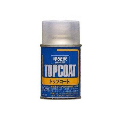 SPRAY TOPCOAT BARNIZ SATINADO (88 ml) MR HOBBY B502