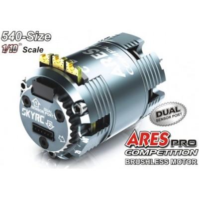 MOTOR BRUSHLESS ARES PRO SENSORED 13.5T 2860KV SKY RC 4000003-30