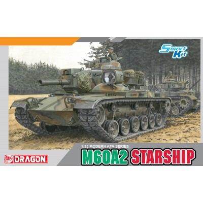 CARRO DE COMBATE M-60 A2 STARSHIP DRAGON 3562