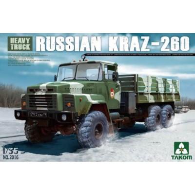 CAMION KRAZ-260