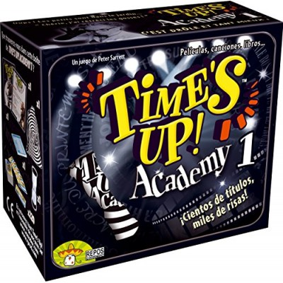 TIMES UP ACADEMY 1 ASMODEE