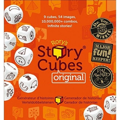STORY CUBES CLASSIC ASMODEE