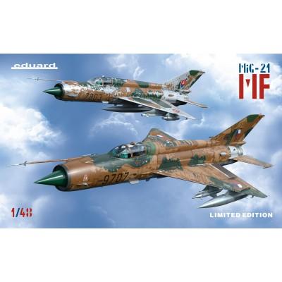 MIKOYAN GUREVICH MIG-21 MF Limited Edition - Eduard 1199