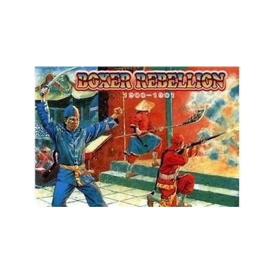 Rebelion Boxer: REBELDES BOXER - ORION 72009