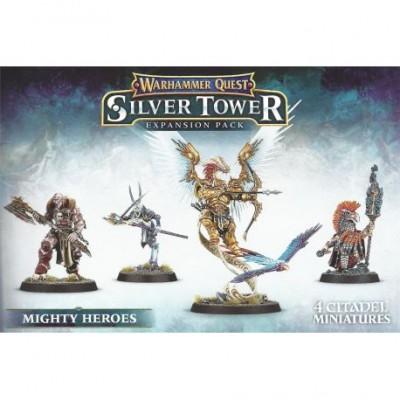 Warhamer Quest: SILVER TOWER