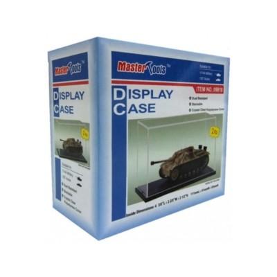 VITRINA PLASTICO (111 x 61 x 63 mm) 2 unidades - TRUMPETER 09818