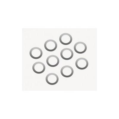 ARANDELA CALIBRADA (5 x 7 x 0.10 mm) 10 unidades - DKT OP034
