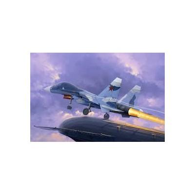 SUKHOI SU-33 UB FLANKER D - Trumpeter 01669